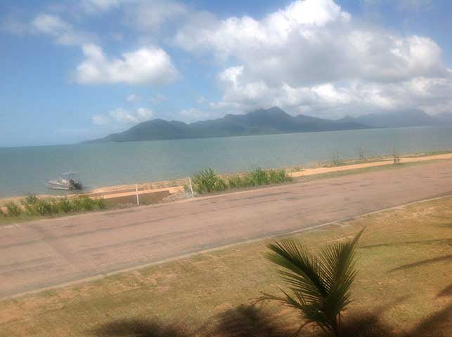 Hinchinbrook Island is the Worlds largest all island National Park