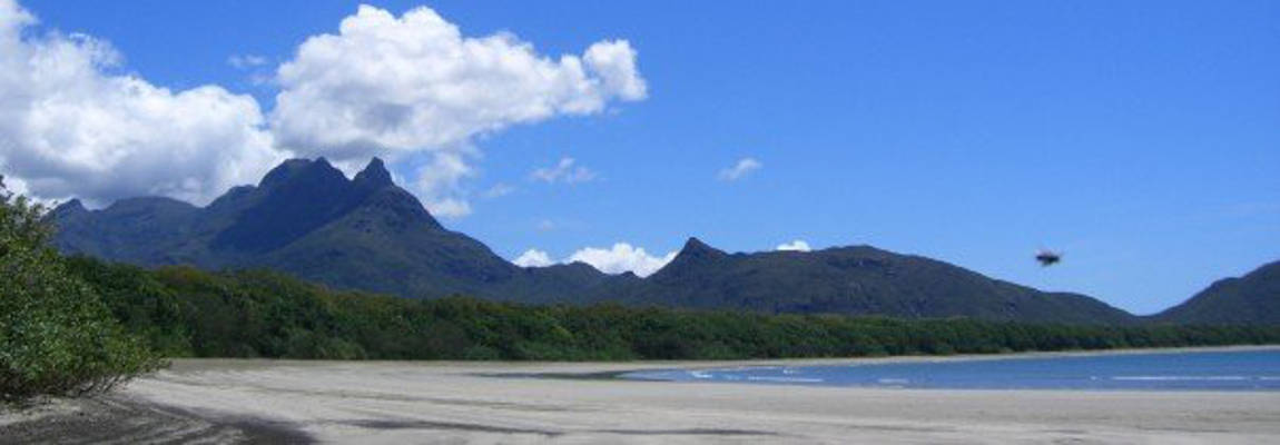 Zoe Bay - Hinchinbrook Island