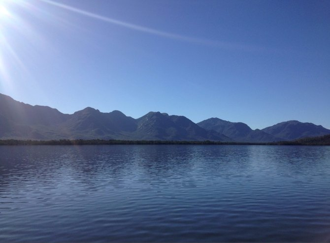 Hinchinbrook Transfer to Ramsay Bay