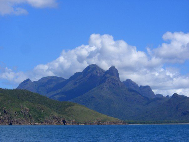My great hiking experience on Hinchinbrook