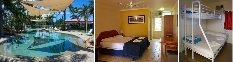 Lucinda Point Hotel Motel